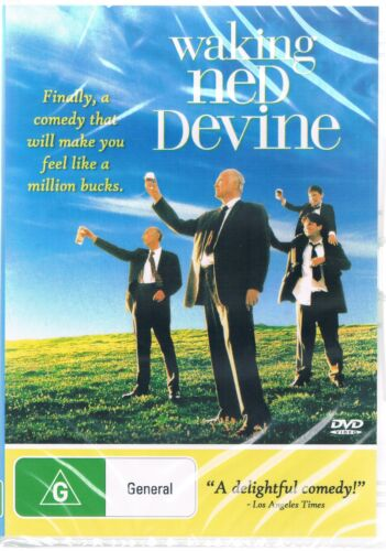 Waking Ned Devine  DVD NEW AND SEALED COMEDY