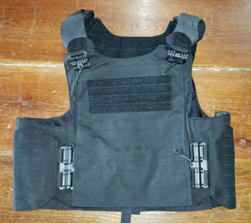FirstSpear Siege R 6/12 Tubes XL X Large black armor carrier tactical vest plateOther Current Field Gear - 36071