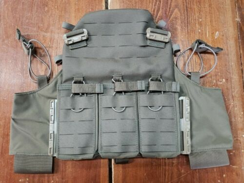 FirstSpear Amphibian plate carrier front panel 5.56 mag pocket S Ranger greenOther Current Field Gear - 36071