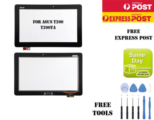 "ASUS TRANSFORMER BOOK T200 T200TA 11.6"" TOUCH SCREEN GLASS DIGITIZER REPLACEMENT"
