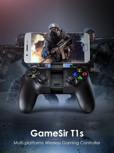 Enhanced Edition Wired/Wireless /Bluetooth Game Controller Gamepad