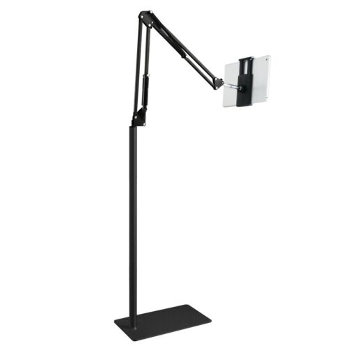 Universal 360-degree Adjustable Floor Stand Holder for Tablet/iPad/Phone