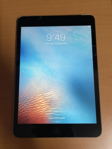 Apple iPad mini 2 Wi-Fi + Cellular + GPS Black 16GB