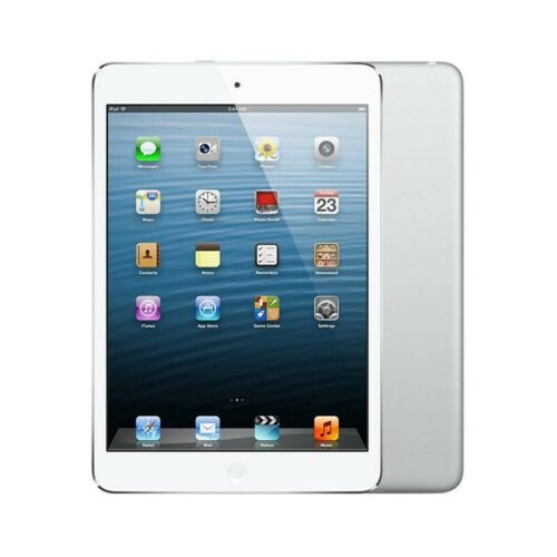 Apple iPad mini Silver 32GB, Wi-Fi, 7.9in