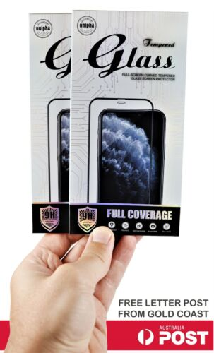 iPhone 12 11 Pro Max X XS XR 9H Tempered Glass Screen Protector for Apple
