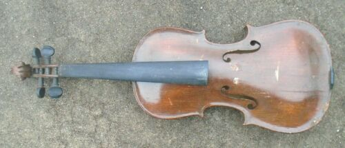antique student size violin Jacob Stainer model playable