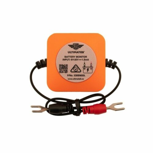 Ultimate 9 Bluetooth Battery Monitor (Lithium Only)