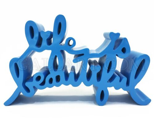 """MR. BRAINWASH """"LIFE IS BEAUTIFUL"""" 2015 