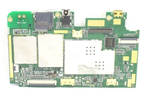 """OEM INSIGNIA FLEX 8"""" NS P08A7100 TABLET REPLACEMENT 16GB MOTHERBOARD"""