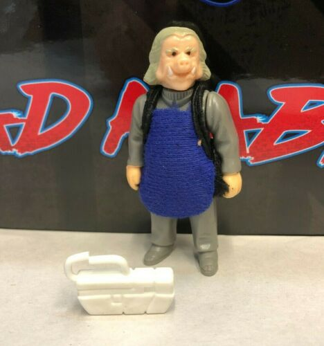 RARE VINTAGE KENNER STAR WARS 1980 ESB UGNAUGHT WITH APRON TOOLBOX ACTION FIGURE