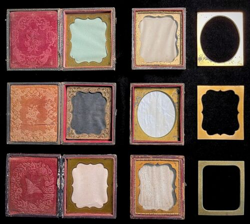 GREAT DEALER LOT - 3 FULL CASES - 3 HALF CASES AND 9 MATS & 2 PRESERVERS & GLASS