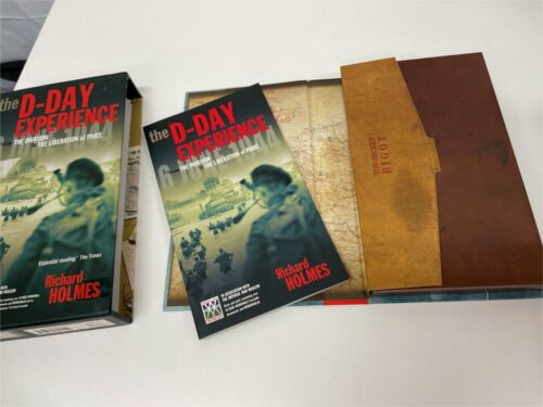 D-Day Experience The Invasion to The Liberation of Paris by Richard HolmesOther Eras, Wars - 135