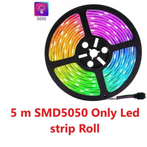 Led Strip Lights Spare Parts Remote Controller Plug Roll SMD5050 Wifi Bluetooth