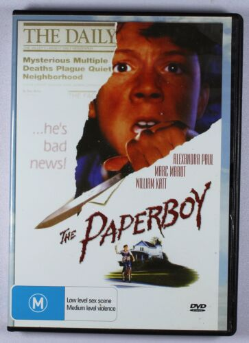 The Paperboy DVD FREE POST