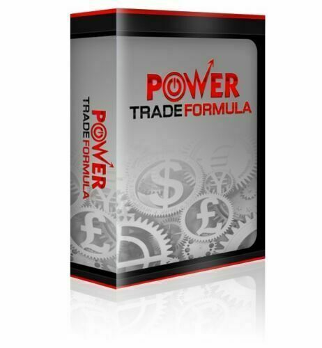 POWER TRADE FORMULA - Forex Trading System for all MT4 Platforms