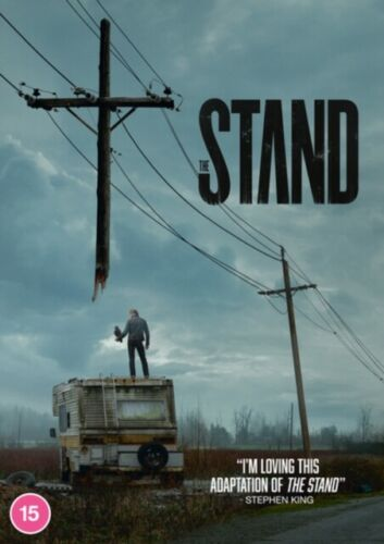The Stand DVD New Stephen King Nine-part miniseries