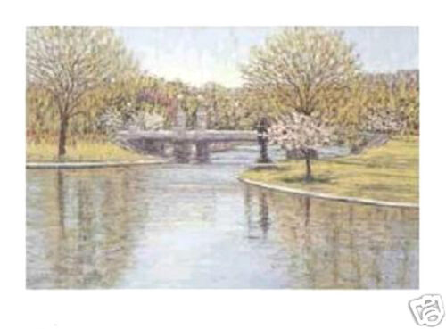 """""""Reflection of Spring"""" by E. Joseph Fontaine"""