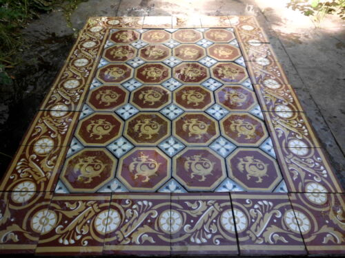 carrelage ancien perusson  <br/> carrelage ancien
