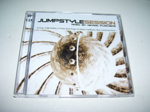 jumpstyle session mixed by mikado punchers 2cd hardcore