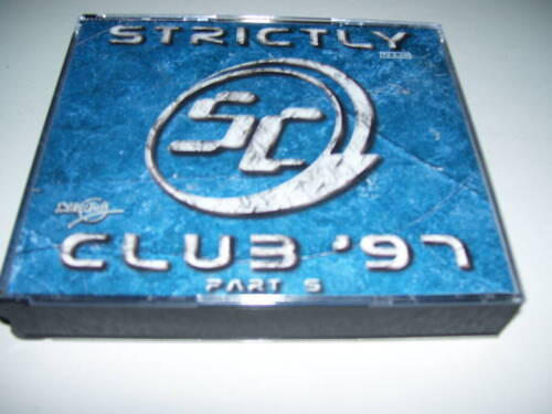 strictly club 97 part 5 ( 2cd ) 1997