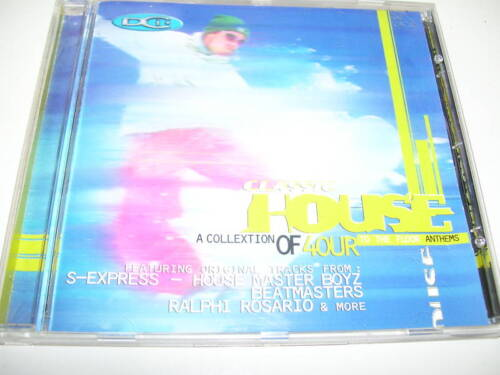 Classic House - to the floor anthems ( UK cd 1997 DCI )