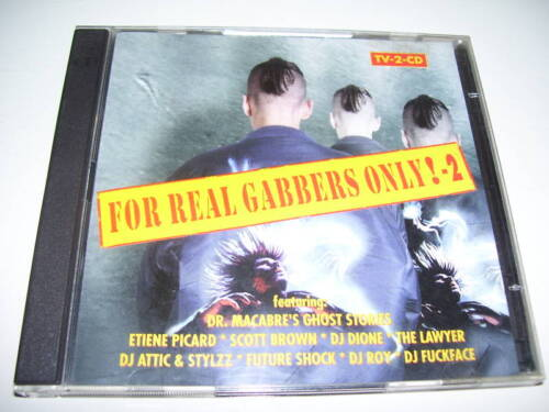 For Real Gabbers Only !  2 ( 5th gear 2cd 1997 )