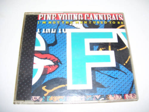 FINE YOUNG CANNIBALS - I'M NOT THE MAN IS USED CD MAXI