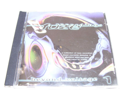 Beyond Voltage 1 Forze Recordings UK CD 1999