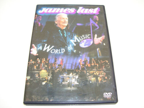 James Last - A World of Music DVD 2002