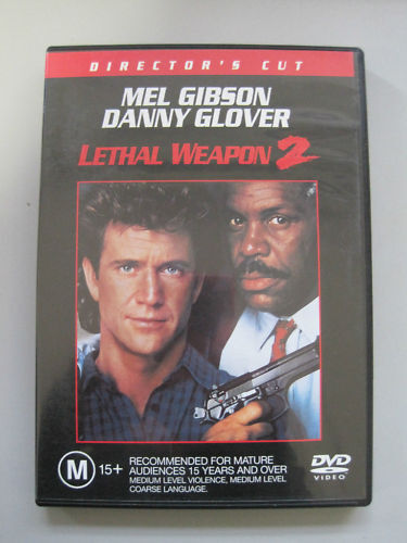 DVD - LETHAL WEAPON 2