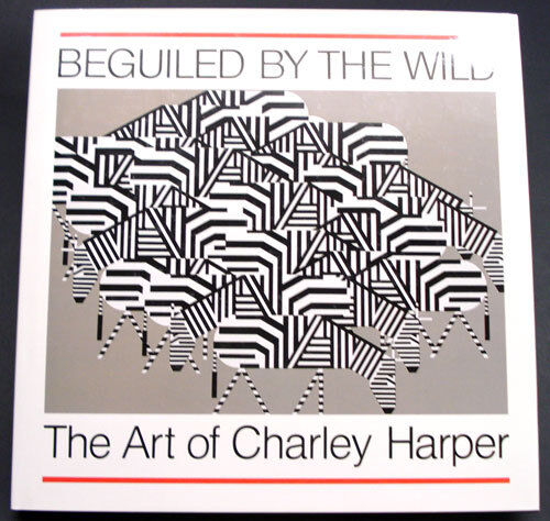 Charles/Charley Harper - Beguiled by the Wild Book - SIGNED by Charley Harper