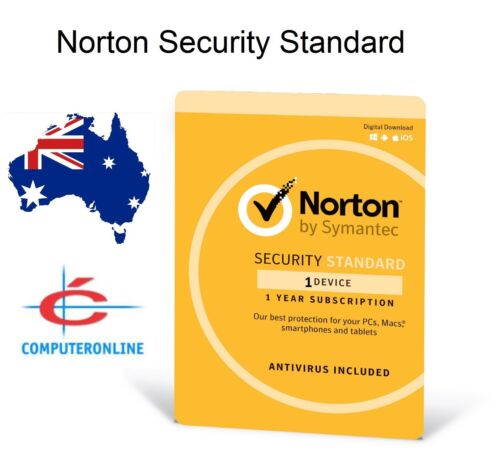 Norton Internet Security for Win, Mac & Android - 1 Device 1 Y (eLicense)