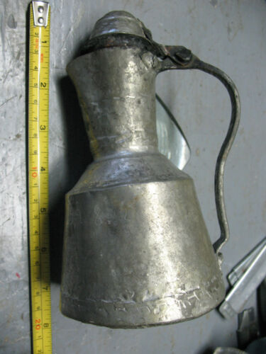 FORGED  EWER  PITCHER