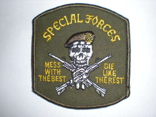 US ARMY SPECIAL FORCES JACKET PATCHOther Militaria - 135
