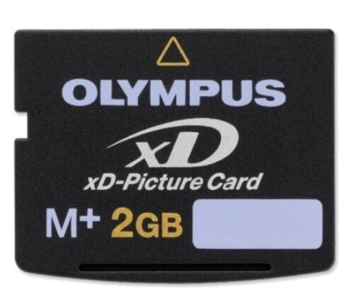 Olympus 2GB XD Picture Card Type M+  M-XD2GMP For OLYMPUS or FUJIFILM Camera