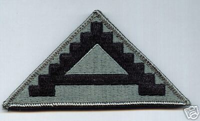 ACU PATCH 7th ARMY WITH HOOK & LOOP MATERIAL ON BACKOther Militaria - 135
