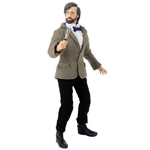 Doctor Who Eleventh Doctor with Beard 10-Inch Action Figure NEW!