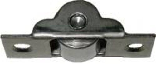 TRUNK REPAIR PART SMALL CHEST STEEL ROLLER S4907