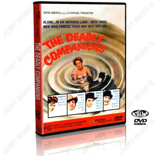 The Deadly Companions DVD: Movie / Film : Brand New