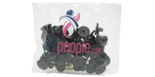 """Wholesale Lot """"500"""" RUBBER PIN BACKS Other Militaria - 135"""