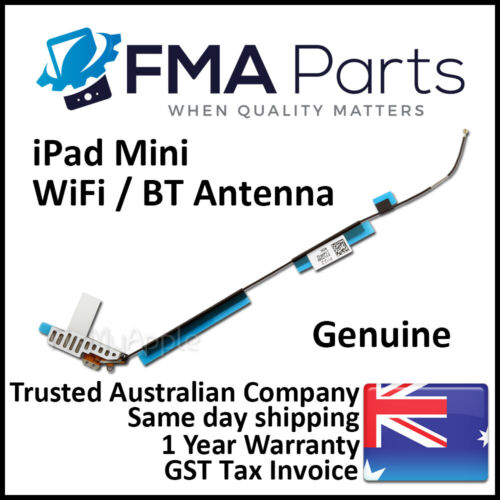 iPad Mini 2 3 OEM WiFi Bluetooth Antenna Signal Flex Cable BT Wi-Fi Replacement