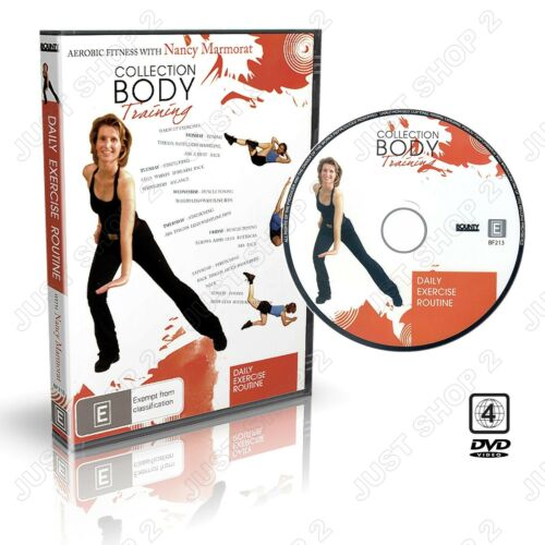Daily Exercise Routine : Beginners Level Workout : New DVD