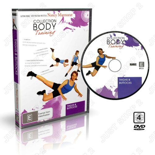 Exercise DVD : Thighs & Butt Workout : Brand New