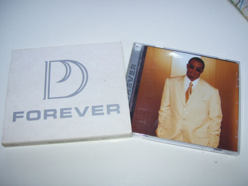 Puff Daddy - Forever * BAD BOY RECORDS CD EUROPE 1999 *