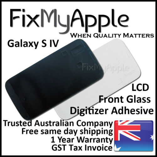 Samsung Galaxy S IV S4 Front Glass Lens Double Sided Adhesive Tape Glue i9500