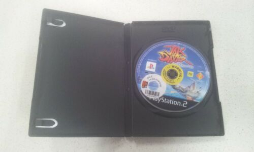 Jak and Daxter The Lost Frontier PS2 Game USED PAL Region
