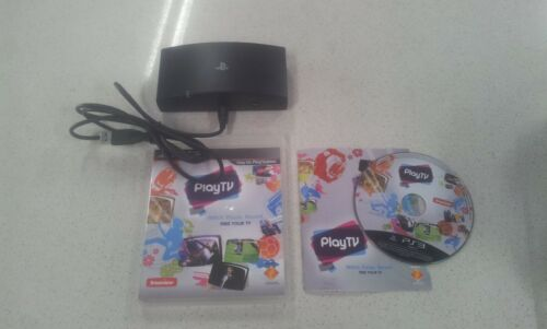 Play TV PS3 With TV Decoder USED