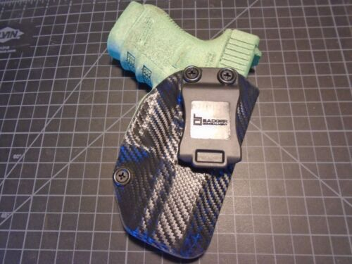 Carbon Kydex IWB Holster Holsters - 177885