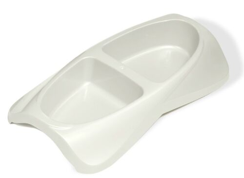 Van Ness Lightweight Double Diner Dish for Cats