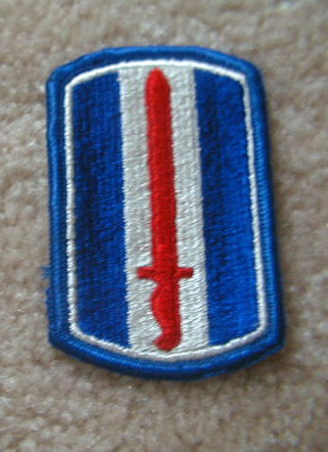 193rd Infantry Brigade patchArmy - 66529